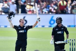 Tom Latham 137 - New Zealand vs Bangladesh 1st ODI 2016 Highlights