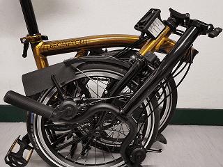 Sepeda Brompton-Sepeda Lipat Brompton Dari Negara Asal Inggris Yang Mahal