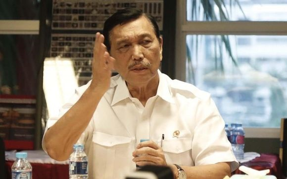Sebut Indonesia Beruntung Dipimpin Seorang Jokowi, LBP: Beliau Tegas & Berani, Pemimpin Layak Dicontoh