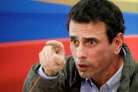 "Capriles  agregó que ""Juan Requesens no fue liberado a cambio de nada, no fue un trueque""."