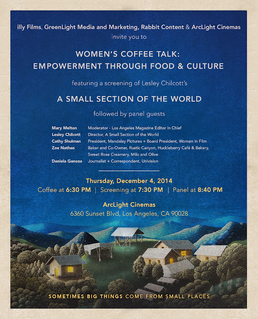 Women's Coffee Talk: Empowerment Through Food & Culture
