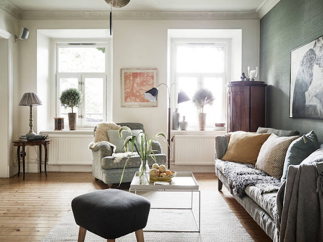 la casa es antigua y eso se ha respetado a la perfeccin en toda la reforma el suelo la altura de los techos que potencia el espacio al mximo