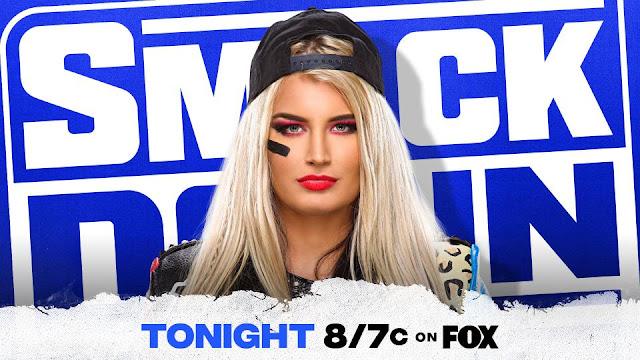 Ver Wwe En Vivo SmackDown 23 de Julio 2021