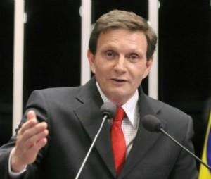 Prefeito Marcelo Crivella é preso em operação no Rio