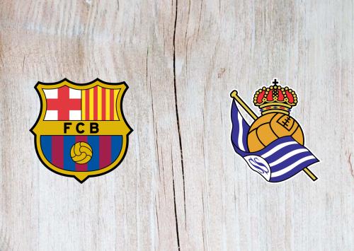 Barcelona vs Real Sociedad -Highlights 7 March 2020