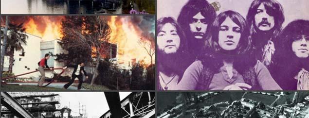 Smoke on the water de Deep Purple. Dupalu.