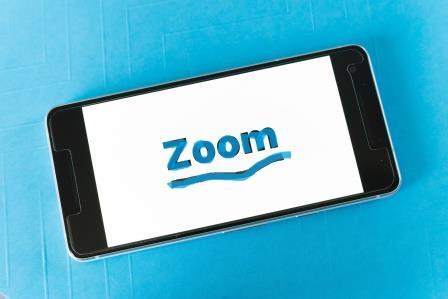 cara menggunakan zoom meeting di laptop dan hp