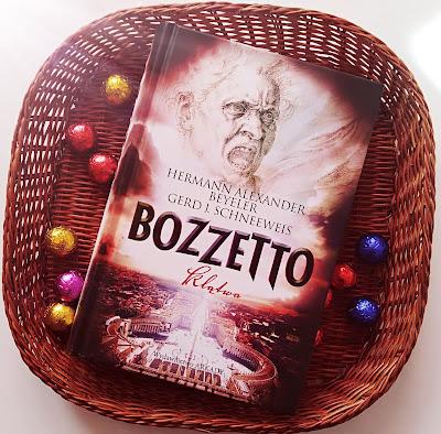 """Bozzetto. Klątwa"" Hermann Alexander Beyeler, Gerd J. Schneeweis"