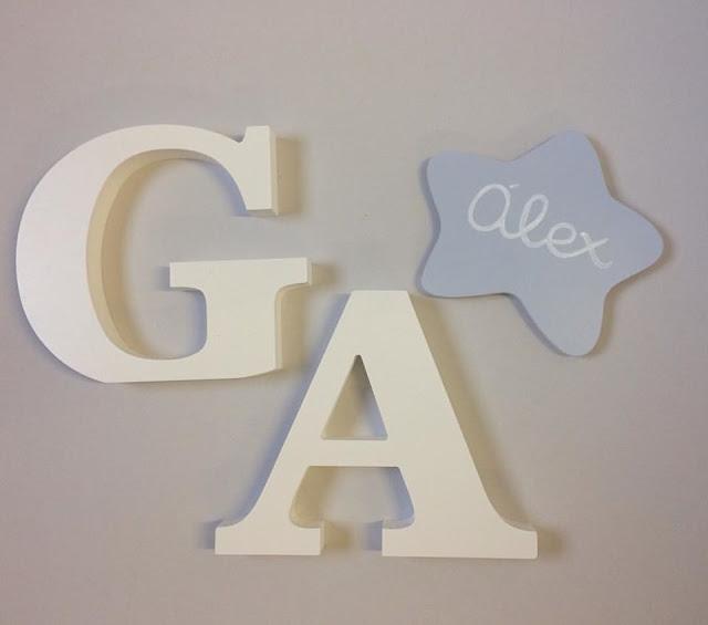 letras mayúsculas bonitas para decorar