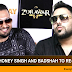 Honey Singh and Badshah took together the focus of a picture shared by Mika Singh