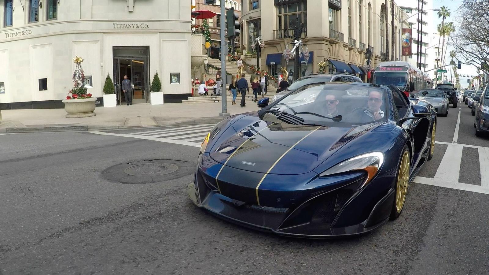 Mclaren Beverly Hills >> World's Most Expensive McLaren 675LT Has Wheel Weights Made Of Gold