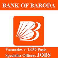 Bank Of Baroda, BOB, freejobalert, Sarkari Naukri, BOB Answer Key, Answer Key, bob logo
