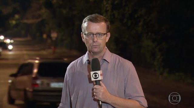 Jornalista da TV Globo é ameaçado de morte após fazer matéria sobre fuzilamento de família