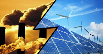 Solar and Wind Energy Will Be Primary Source Come Electricity By 2050