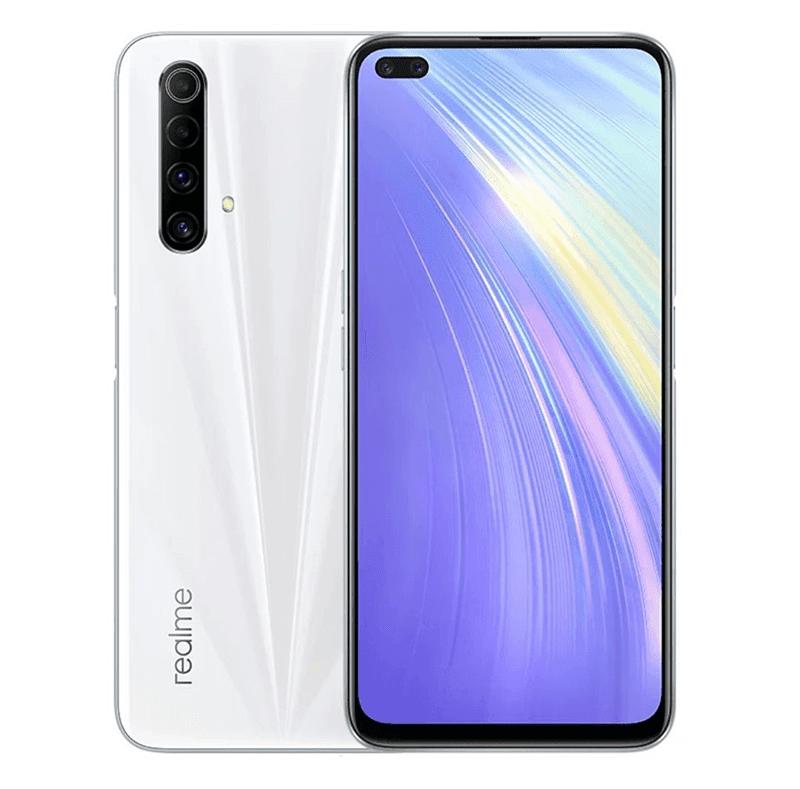 Galaxy White realme X50m