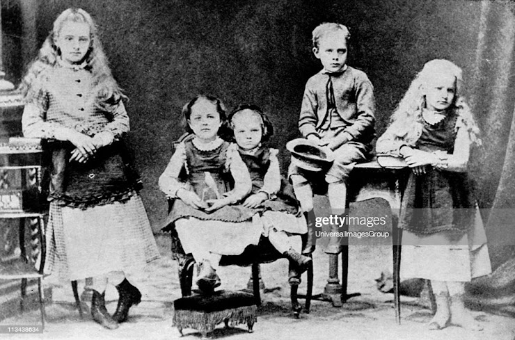 Infancia de Marie Curie
