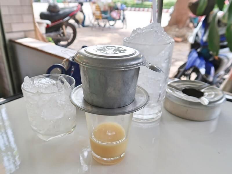 Cà phê sữa đá Sa Đéc
