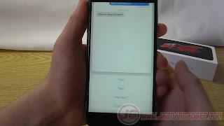 Cara cepat membalas SMS iPhone 6S