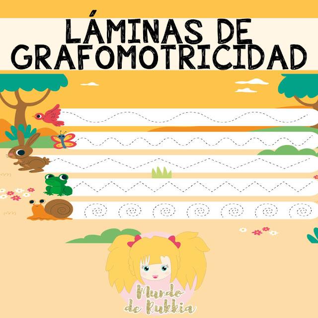 fichas-grafomotricidad-trazos-preescolar