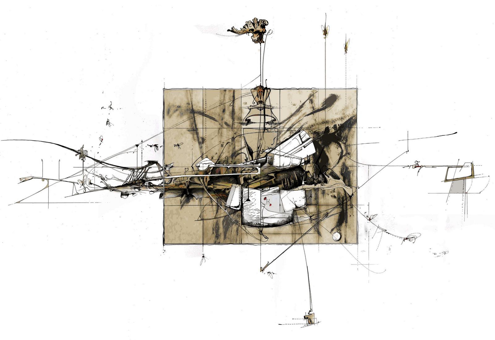 Simple Atom Diagram Milbank Meter Base Wiring Artitecture: Dan Slavinsky - Architect