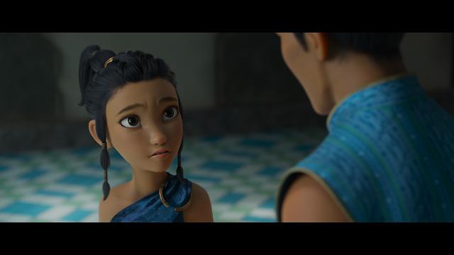 Raya and the Last Dragon Bing Torrent Screenshots