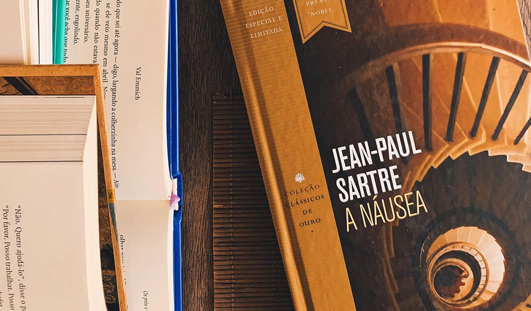 A Náusea: o mal-estar necessário, a arte como refúgio, privilégios e mais no livro clássico de Jean-Paul Sartre | Resenha