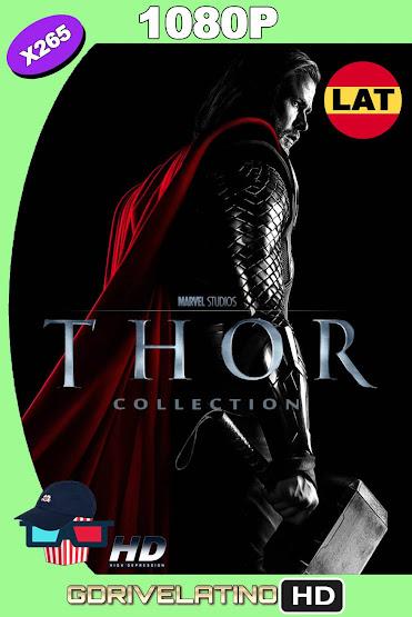 Thor Colección (2011-2017) BDRip 1080p x265 Latino-Ingles MKV