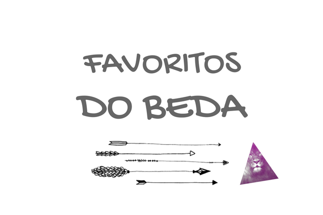 Meus Posts Favoritos do BEDA