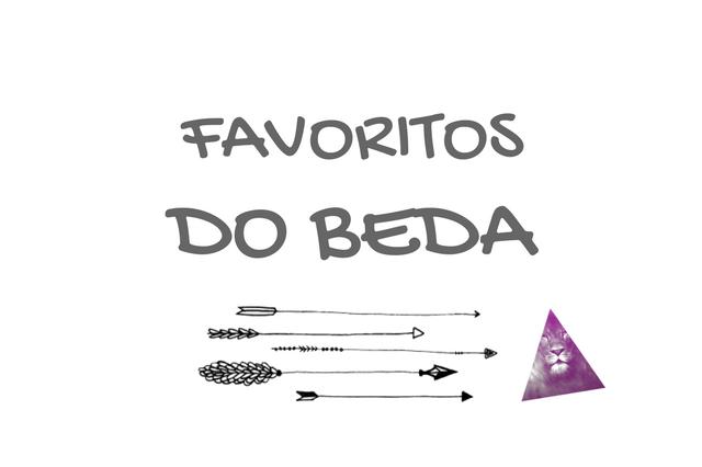 Meus Posts Favoritos do BEDA