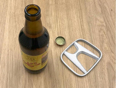 Honda Bottle Opener