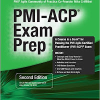 Book Review - PMI-ACP Exam Prep by Mike Griffiths