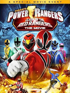 Power Rangers Samurai Clash Of The Red Rangers 2013 Dual Audio Hindi-English 480p WebRip mkv