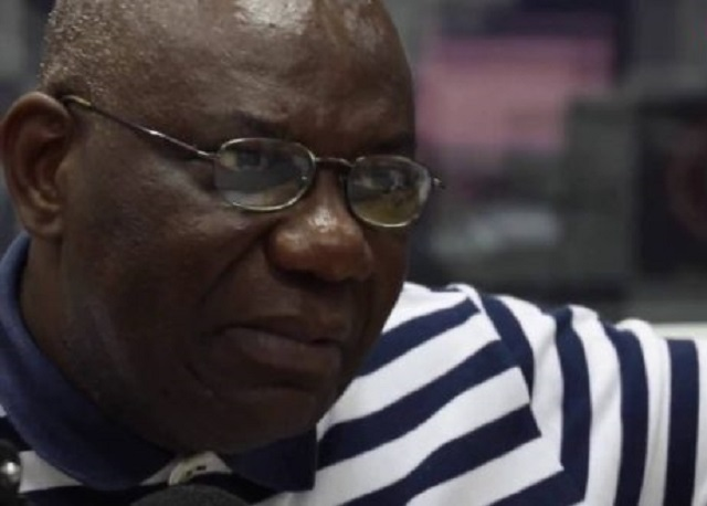 Emmanuel Agyarko, Policy Adviser of the opposition New Patriotic Party