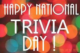 National Trivia Day Wishes Unique Image