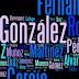 ¿Cuáles son los apellidos más comunes en México?