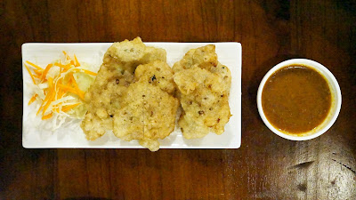 Cireng ala Red Zone Cafe