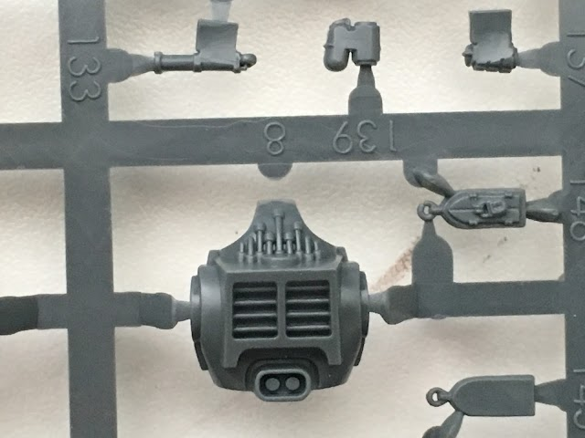 Evidence of Grey Knights Coming Soon