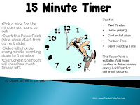 FREE 15 Minute Timer