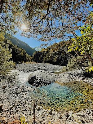 Itinerario de 2 días en el Bolsón - Camino a Cajón Azul - Refugio la playita