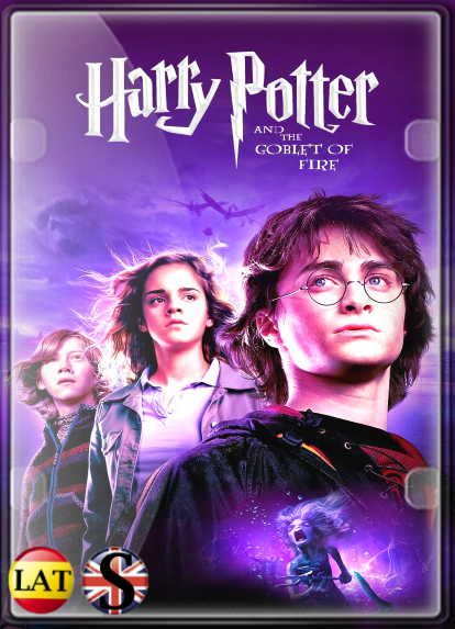 Harry Potter y el Cáliz de Fuego (2005) FULL HD 1080P LATINO/INGLES