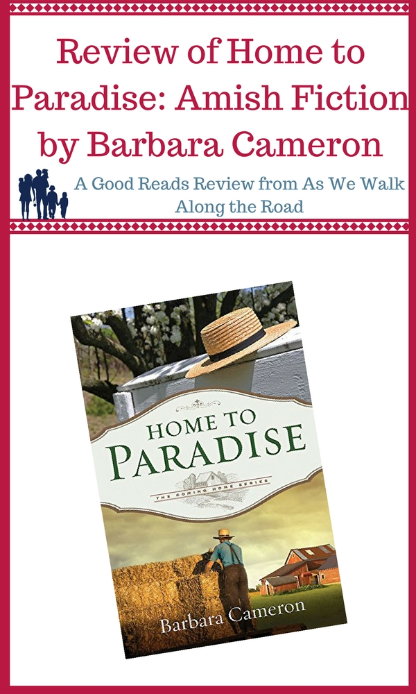 Review of Home to Paradise by Barbara Cameron