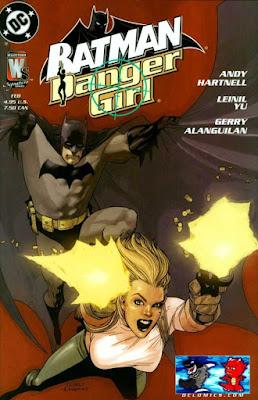 batman - danger girl