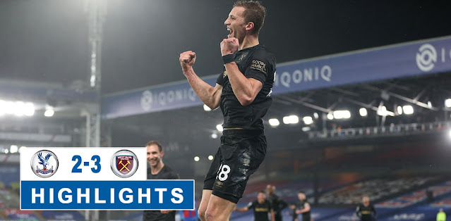 Crystal Palace vs West Ham United – Highlights