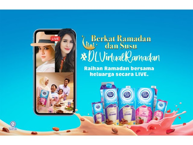 DUTCH LADY REINTRODUCED KURMA AND ROS BANDUNG FLAVOURS FOR RAMADHAN
