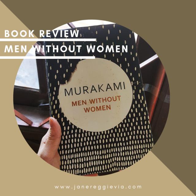 Books Love: Review Men Without Women by Haruki Murakami