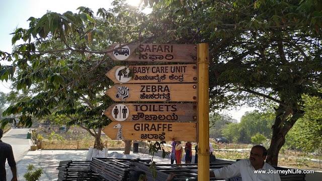 Bannerghatta National Park & Zoo, Bengaluru