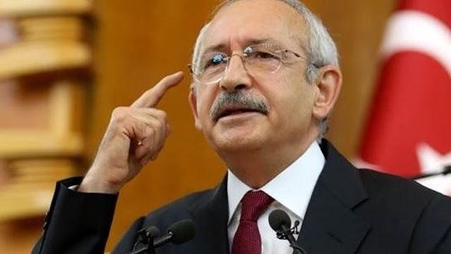 Επίθεση Κιλιντσάρογλου σε Ερντογάν για τη Λιβύη