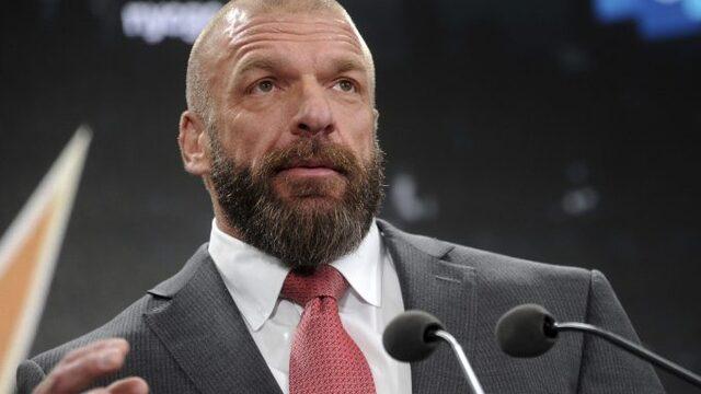 تربل اتش يتعرض لأزمة قلبية (بيان WWE)