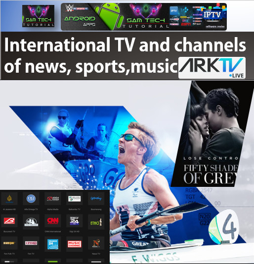 Download Free ARKTV - IPTV Apk For Android This App Provide Lots of PremiumCable Channel,SportsChannel,Movies Channel.Watch LiveTVAny Where In The World Through Internet With Multiple Devices Like Computers,Tablets,SmartsPhones Smart TV Must Have Android Devices.
