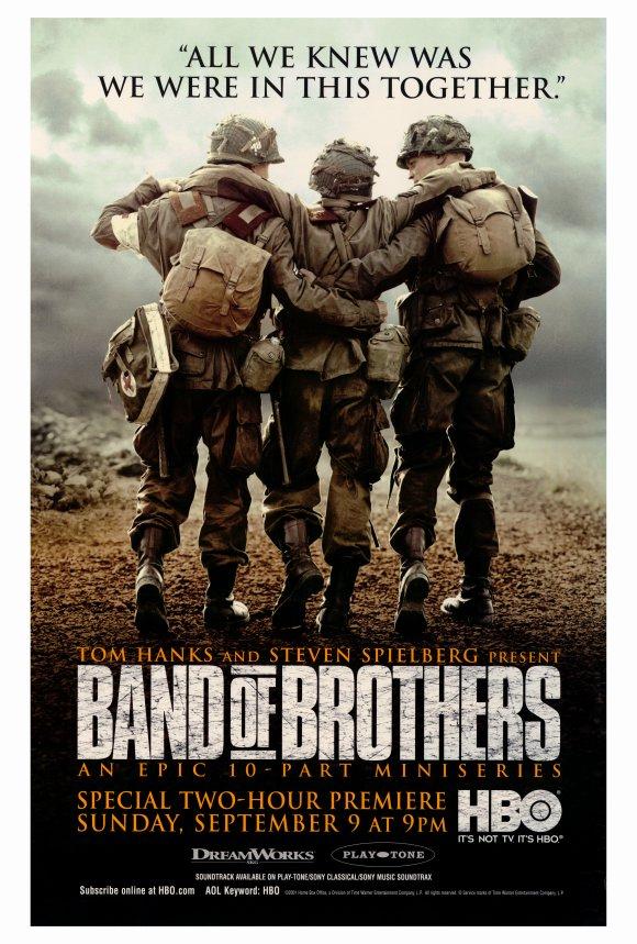 Band Of Brothers Trailer Deutsch